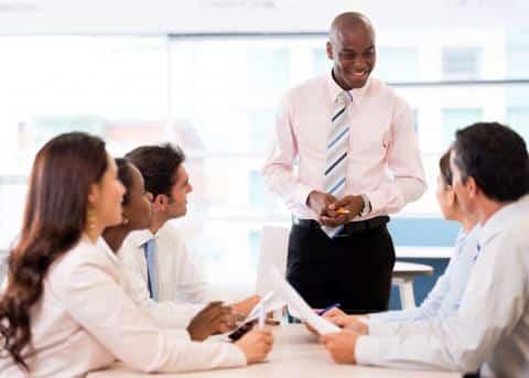 Rodada de negócios: Aumente o networking interno